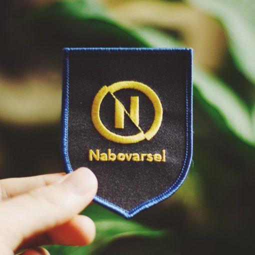 Nabo-badge