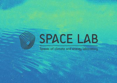Space Lab identity